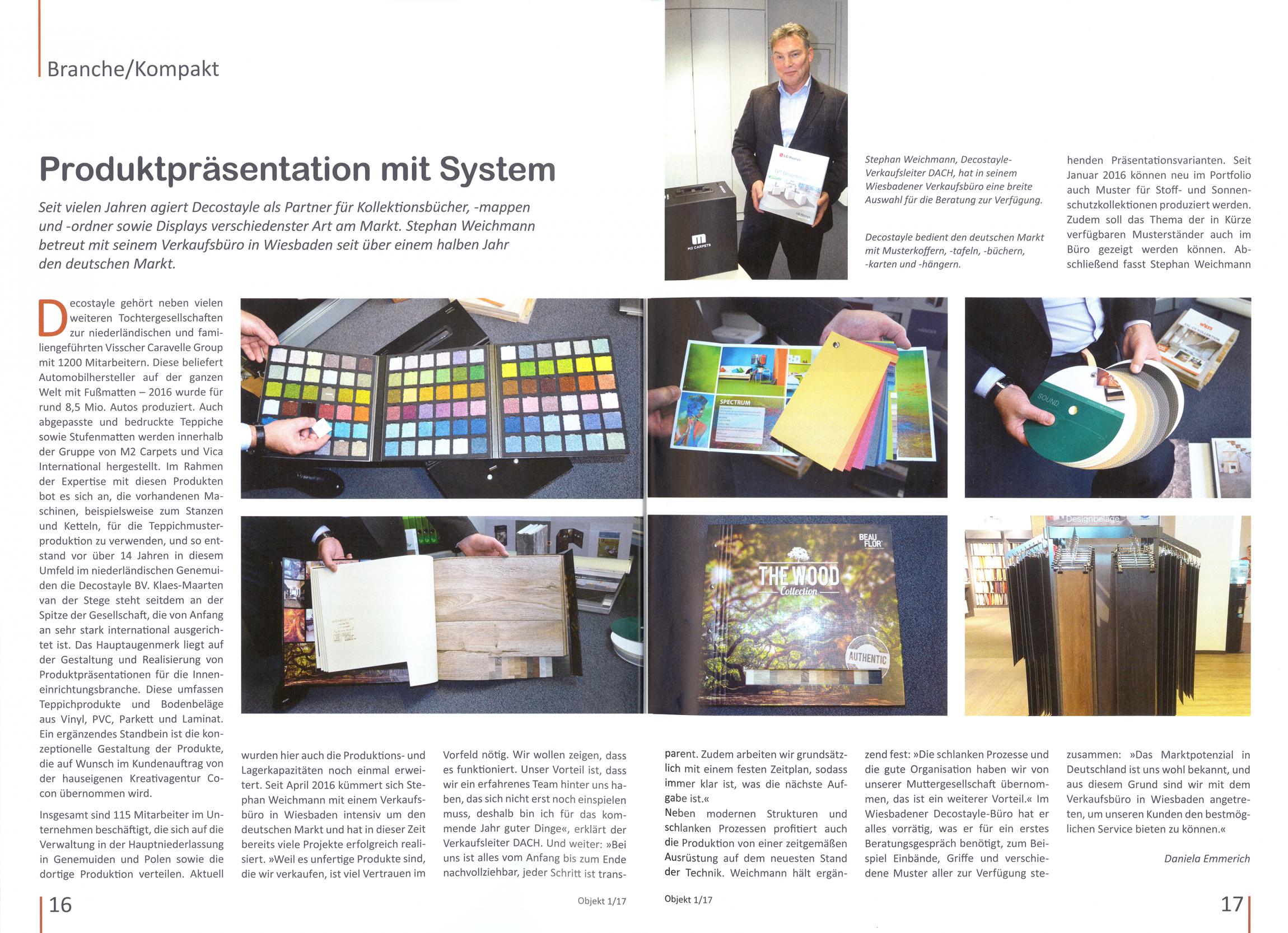 magazine artikel_Decostayle_spread1