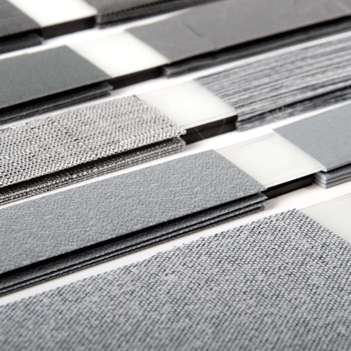 Textile Sampling Materialgroup_blinds